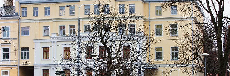 Tallinna Kesklinna Põhikool (Mitt & Perlebach OÜ) aug. 2016